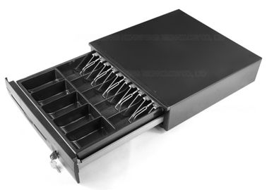 চীন EC410 Cash Drawer / POS Cash Register Drawer Premium Plastic Front 410C কারখানা